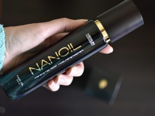 My Nanoil review. Is it the best hair oil?