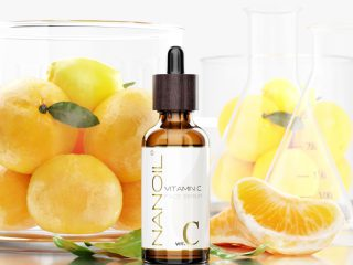 Nanoil Face Serum – vitamin C that let me get rid of dark spots!