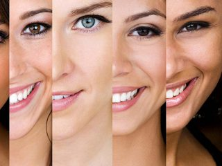 Take a closer look at your face. What skin types do we have and which one is yours?
